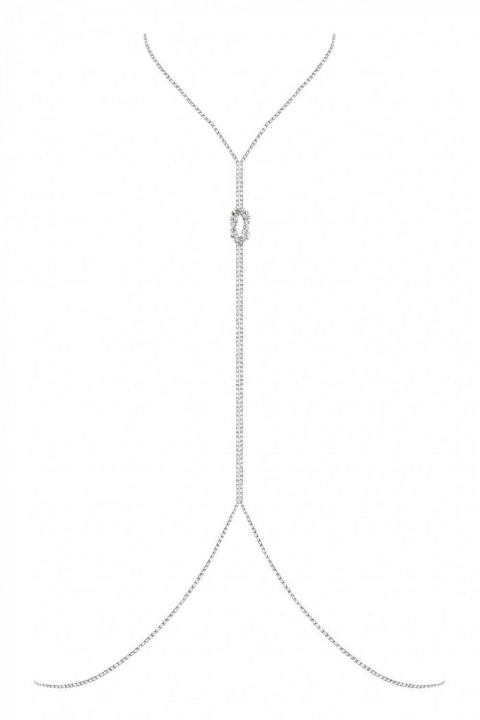 Цепочка декоративная для тела Obsessive Bijou-906