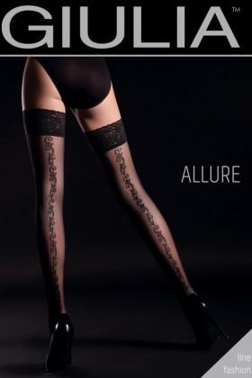 Панчохи з візерунком GIULIA Allure 20 model 2