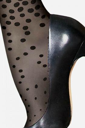 "Носочки с принтом ""Горошек"" Lores Confetti Calzino 20d"