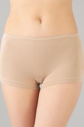 Трусики-шорты с низкой посадкой Giulia Boxer briefs Naturale