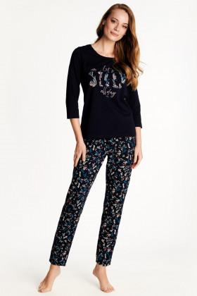 Жіноча піжама з брюками Henderson 38264 Warmy