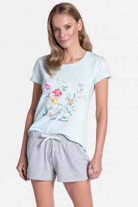 Жіноча піжама з шортами HENDERSON 38888 TAMIA