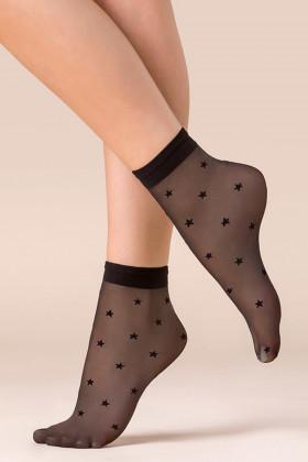 Шкарпетки жіночі з принтом Зірки Gabriella Stars