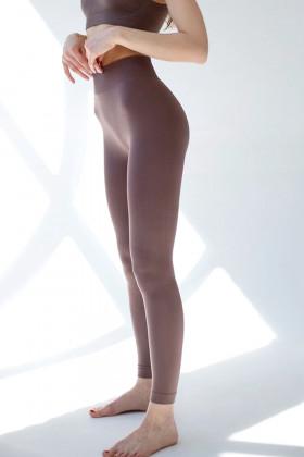 Леггинсы бесшовные Giulia Leggings model 2 Deep Taupe
