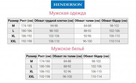 Пляжные мужские шорты Henderson 37837 HIKE 59X