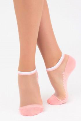 Шкарпетки жіночі прозорі GIULIA WS1 CRISTAL 029