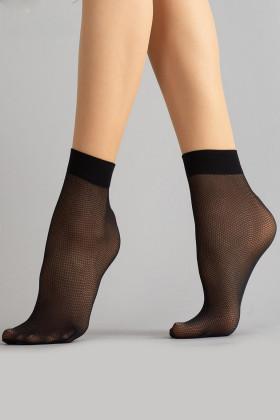 Шкарпетки жіночі мікросітка GIULIA RN 01 (LRN 01)