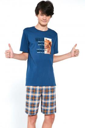 Комплект для підлітків з шортами Cornette 551/35 WILD