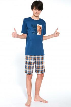 Комплект подростковый с шортами Cornette 551/35 WILD