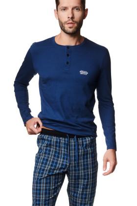 Чоловічий комплект з брюками в клітку HENDERSON 39239 Max