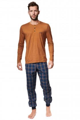 Чоловічий комплект з синіми брюками HENDERSON 39239 Max