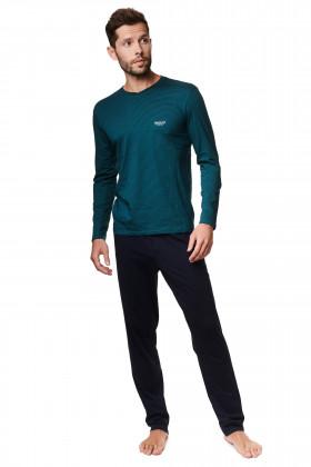 Чоловічий комплект з брюками HENDERSON 39240 Mind blue