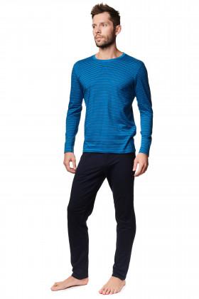Чоловічий комплект з брюками HENDERSON 39233 MUSK blue