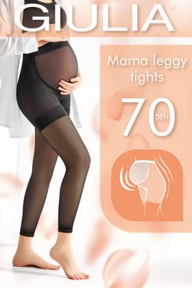 Легінси-колготки для вігітних Giulia Mama Leggy tights 70Den