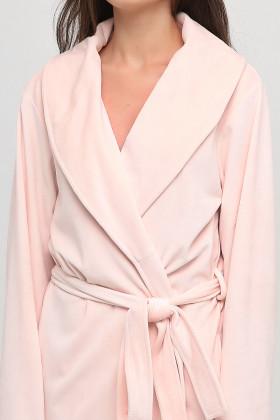 Теплий жіночий халат велсофта Naviale 100053 LUX