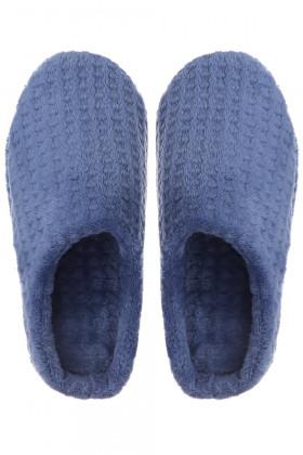 Тапочки женские теплые Naviale 100052 CHECK