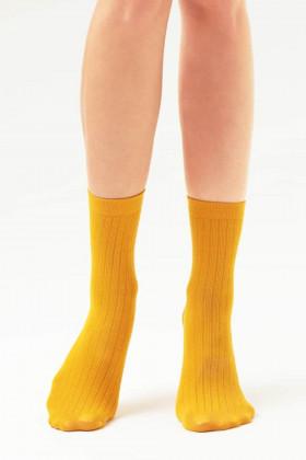 Носки шерстяные в рубчик Legs W12 SOCKS WOOL W12