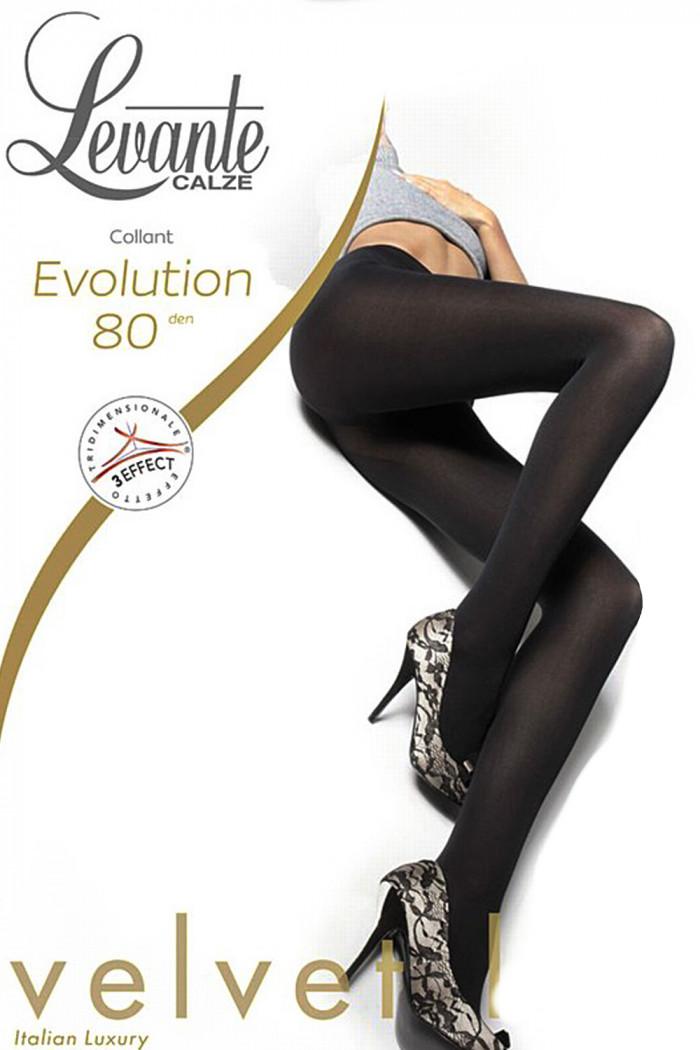 Колготки плотные непрозрачные LEVANTE Evolution 80 den