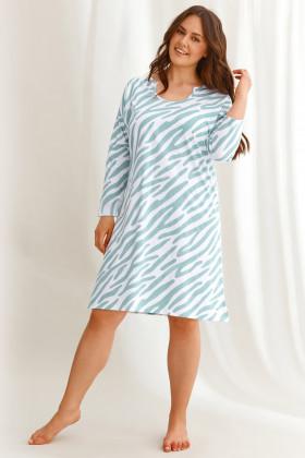 Ночная женская сорочка большого размера Taro Carla 2605